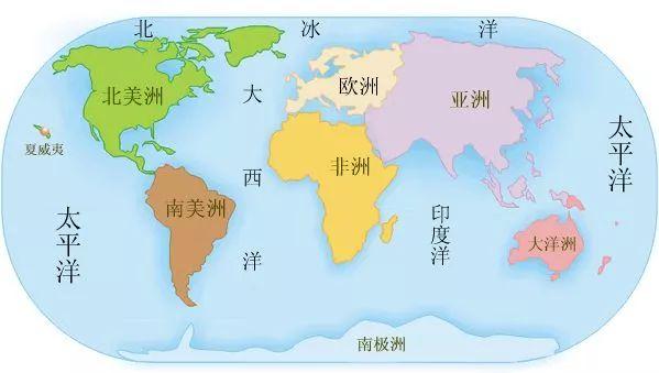 初中地理必考知识点60条,学会月考必提分!